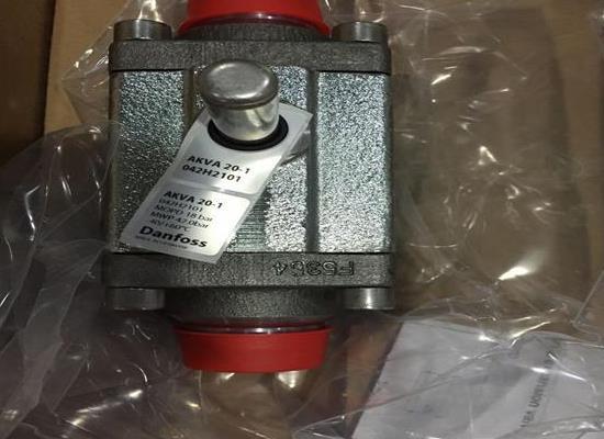 丹佛斯牌AKVA10-20,AKVA15-4型碳钢电子膨胀阀