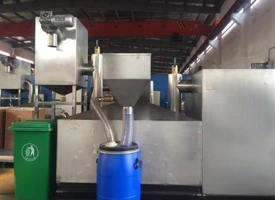 隔油提升一體化設備的安裝與維護