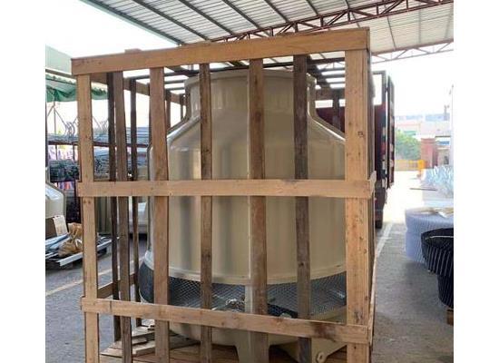 吸风式60T冷却塔厂家直销,东莞高性价比圆形冷却塔