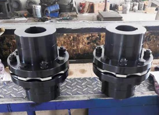 JM型单膜片联轴器 弹性双膜片式联轴器厂家生产DJM连轴器