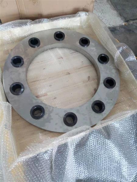 厂家供应联轴器专用弹性膜片 304不锈钢多孔径膜片 规格齐全