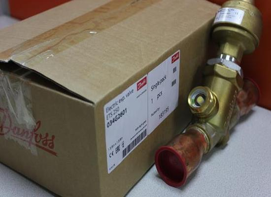 ETS100-250-400,034G2001型电子膨胀阀