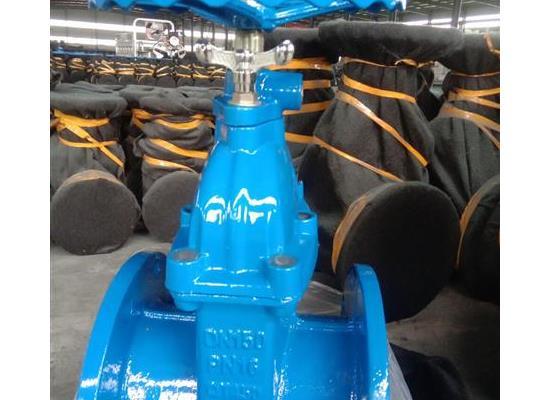 SBZ45X锁闭软密封闸阀现货供应
