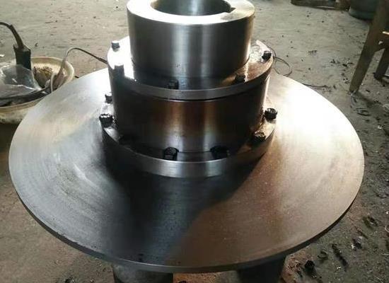 鼓形齿式联轴器 WGP型带制动盘齿式联轴器