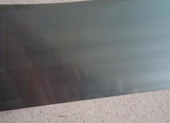 广东T8弹簧钢板 软硬薄板 2.0MM