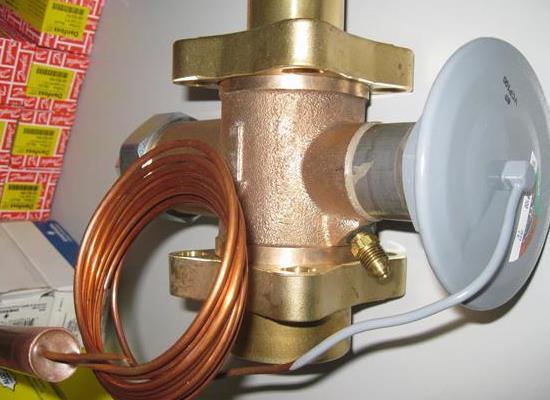 斯波兰VVE-100-WVE-135-180-C型热力膨胀阀