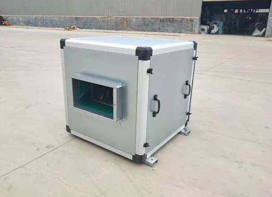 厂家供应 双速离心风机箱 排烟风机箱 轴流风机