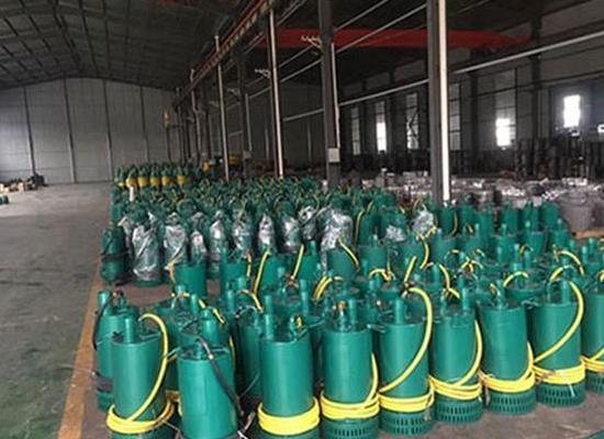 矿用潜水排污泵BQS100-22-15/N厂家现货供应