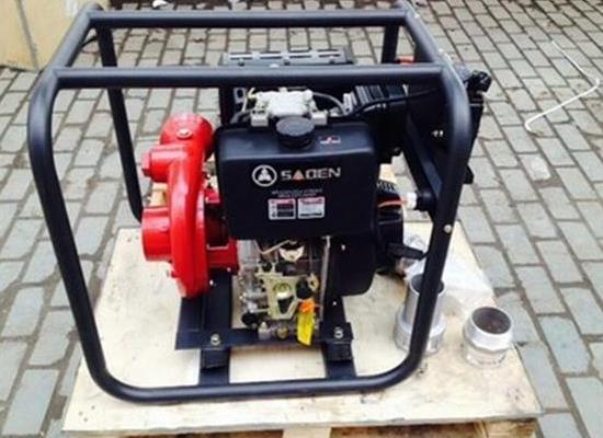 寧夏薩登柴油鐵泵2進1.5出ds40X  廠家價格優惠