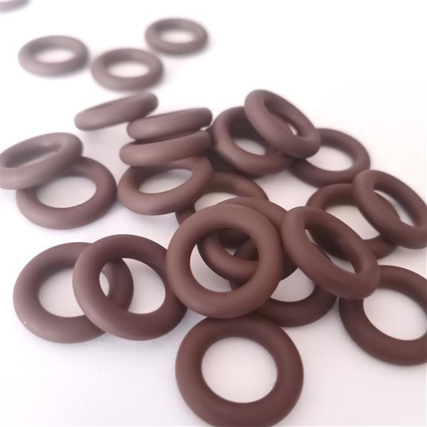 福庆橡塑直供耐高温喷油嘴密封圈 橡胶O型圈等橡胶件