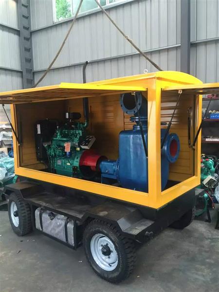 專業制造銷售移動式柴油機水泵