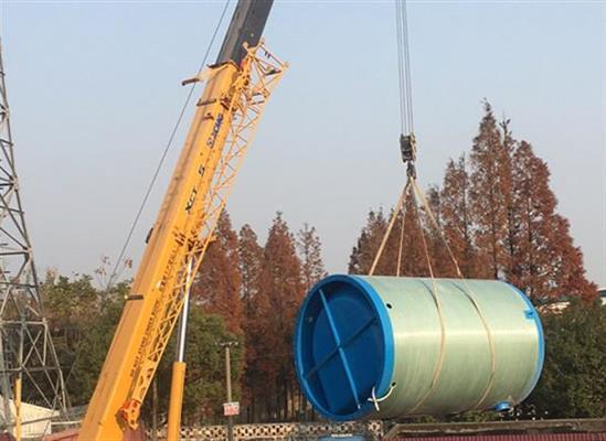 助力鄉村振興,上海凱太一體化預制泵站走上時代舞臺