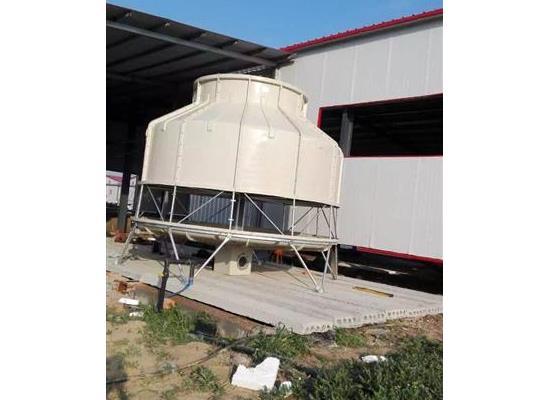 東莞廠家直銷高強度225T圓形冷卻塔