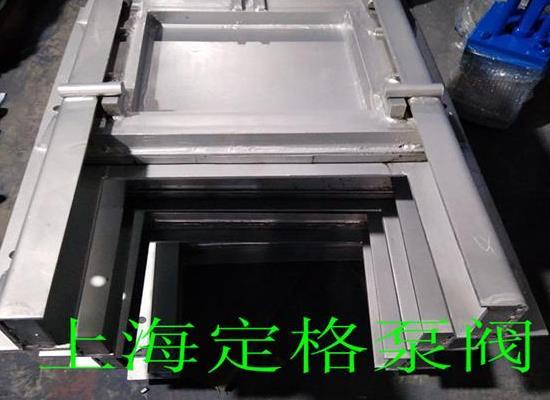 SZM 不锈钢水闸门