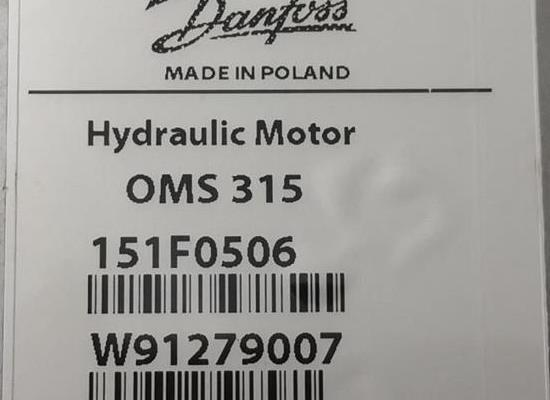 151F0506 Danfoss/馬達