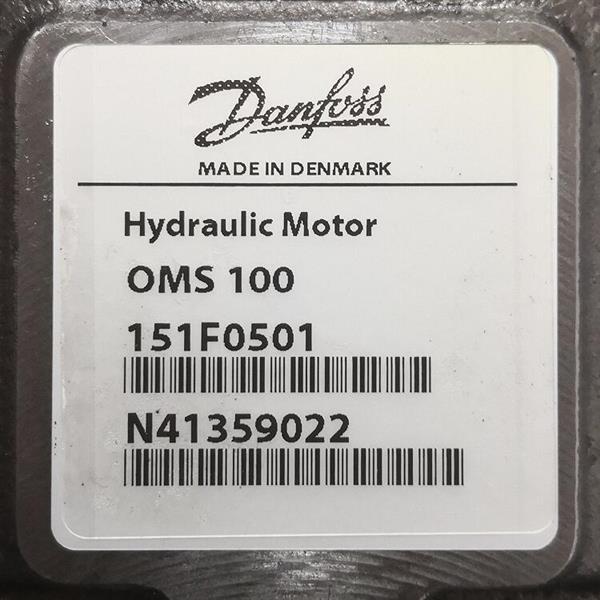 OMS100 151F0501/Danfoss/摆线马达