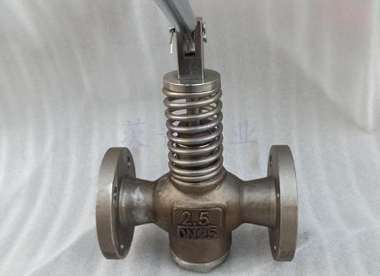 CB/T601-92自闭式放泄阀