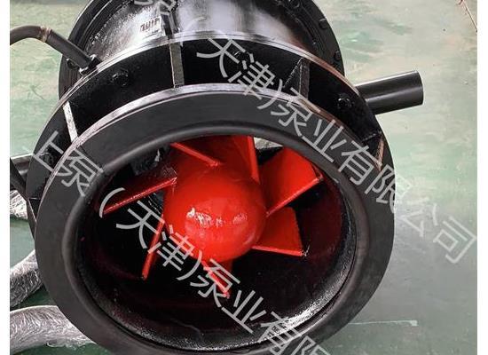 大型潜水贯流泵生出现在产厂家