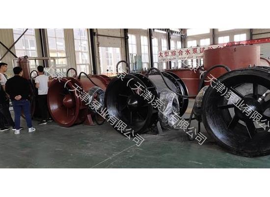 安徽淮南大型泵站用贯流泵潜水★贯流泵