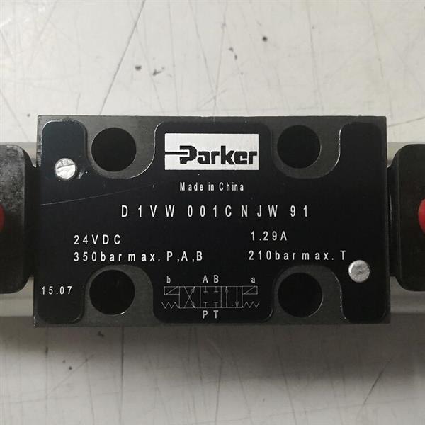 D1VW001CNJW91/Parker派克/比例阀