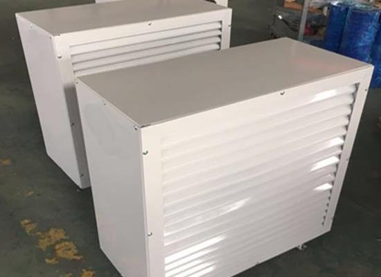工業DNF電加熱暖風機380V電暖風機使用操作