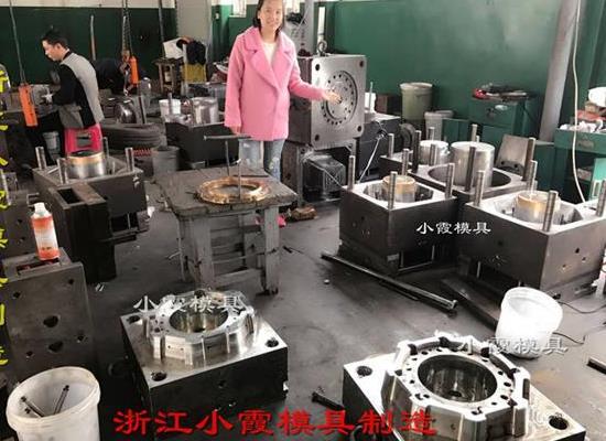 专业做26升胶水桶注射模具厂家台州塑胶模具 27升涂料桶模具