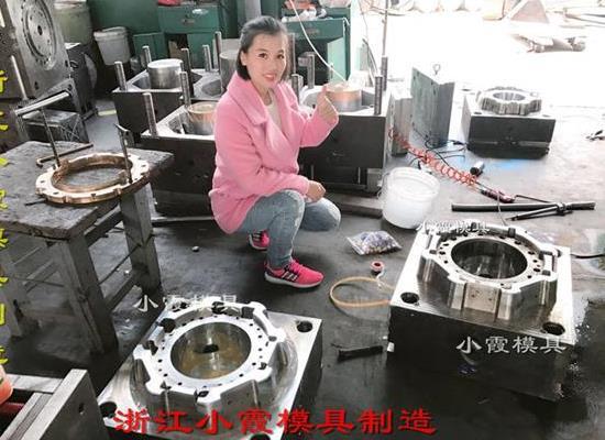 18升PE桶模具 10公斤HDPE桶模具