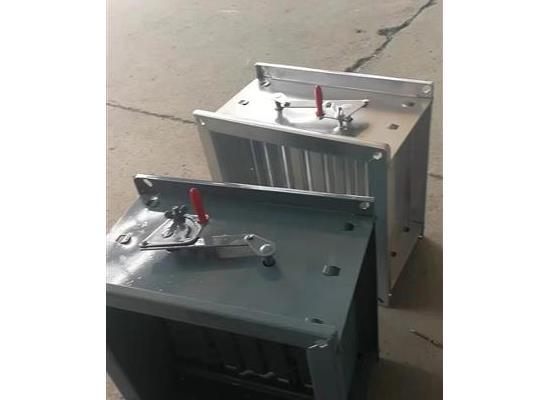 武城魯權屯 圓形防火閥防火溫度可達70°和280°3C認證