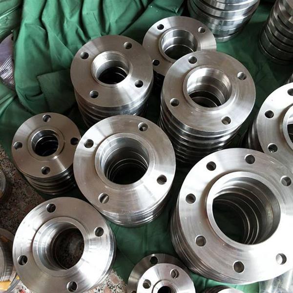 厂家定做SO RF带颈平焊Inconel600法兰