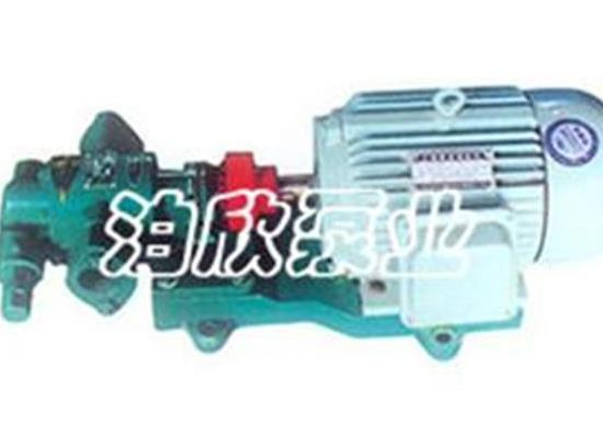 泊欣泵業-齒輪泵在啟動前提醒客戶應注意哪些?
