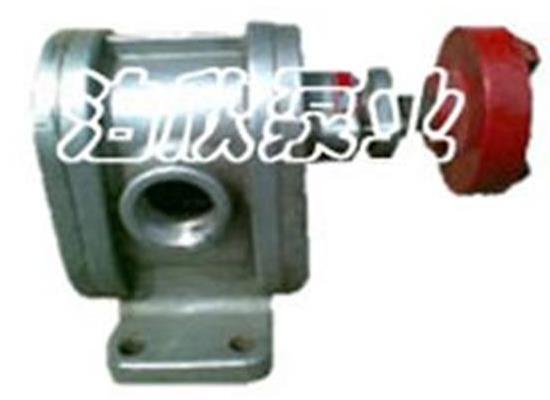 不锈钢齿轮泵进入颗粒怎么解决