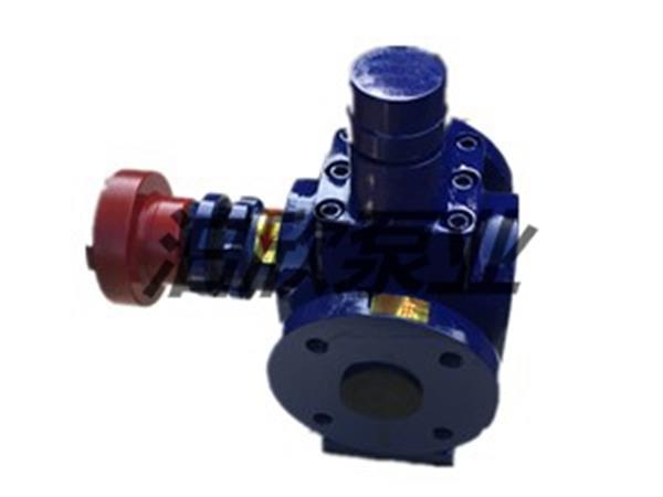 泊欣齒輪油泵告訴你哪幾種泵的操作步奏