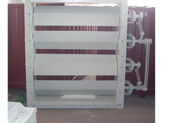 电动调节D-LD2000方风门