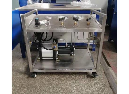 如何選擇賽思特GBS-STA25氣體增壓系統