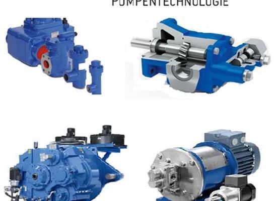 德國RICKMEIER齒輪泵