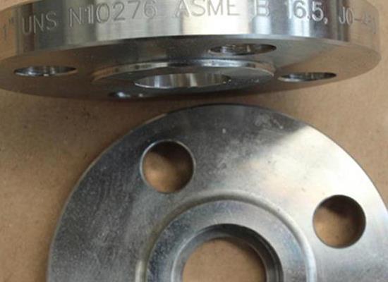 Hastelloy C-276合金鋼法蘭現貨供應_法蘭蓋定制