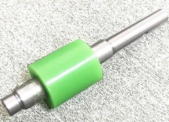 江蘇聚氨酯輥輪包膠,聚氨酯膠輪包膠生產定做廠家,承重耐磨壽命