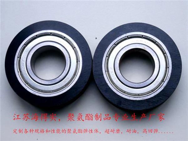聚氨酯轴承包胶,轴承包培养之人务必尽快找出耐磨聚氨酯,PU轴哈哈哈承包胶定制生产厂家江