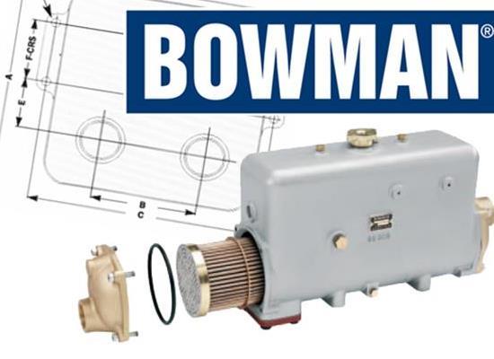 英國BOWMAN換熱器