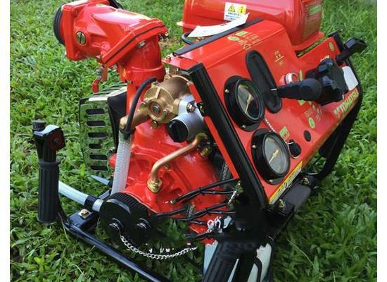 东发V20E(S)手抬机动消防泵 9米吸程
