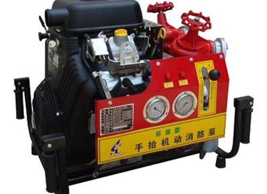 JBQ8.2/16.0手抬泵 (35HP)双缸汽油机
