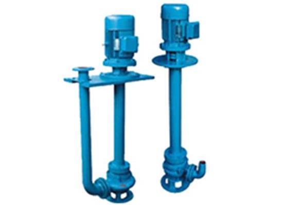 YW、YWP立式液下无堵塞排污泵