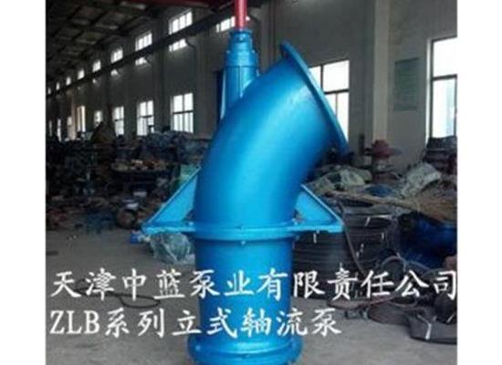 高效率排水立式軸流泵
