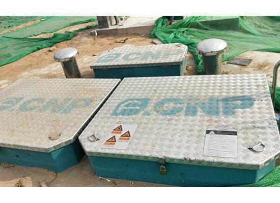 环保一体化地埋式泵站