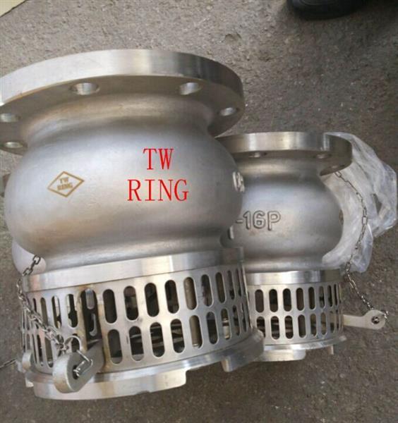 FIG.932A-不銹鋼拉柄式底閥 FIG.032W-鑄鐵
