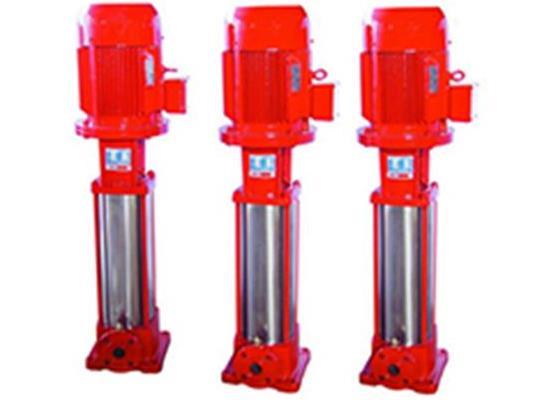 XBD17.0/40G-GDL(立式多级消防泵组)