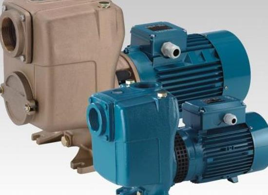 科沛达不锈钢自吸泵MXH 1603/A