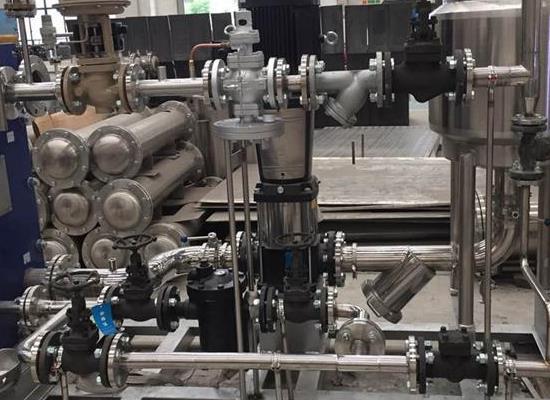 林德伟特不锈钢热静力式蒸汽疏水阀