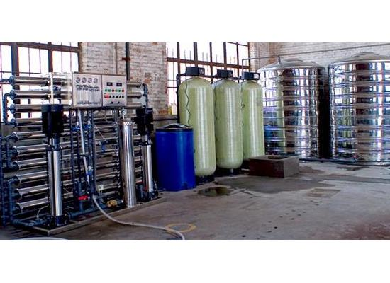 天津大型酒店餐飲行業實驗室純凈水設備
