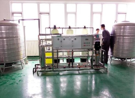 天津桶裝水廠礦泉水食品飲料用純凈水處理制取設備